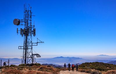 Hike - Monument Peak - Oct 4, 2017