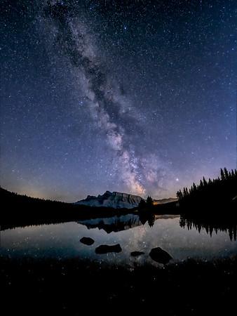 Canadian Rockies - August 2019