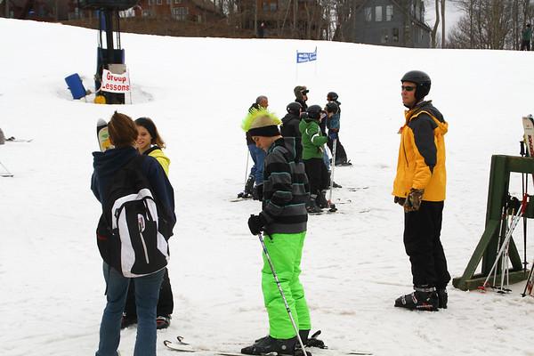2014 Ski Trip