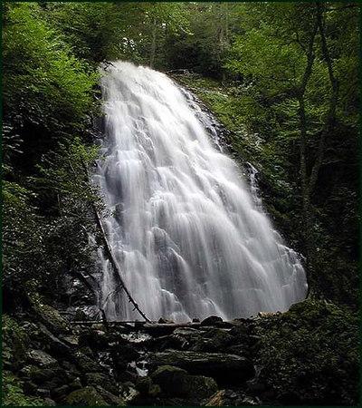Crabtree Falls NC