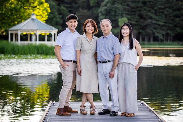Lee Family 2021