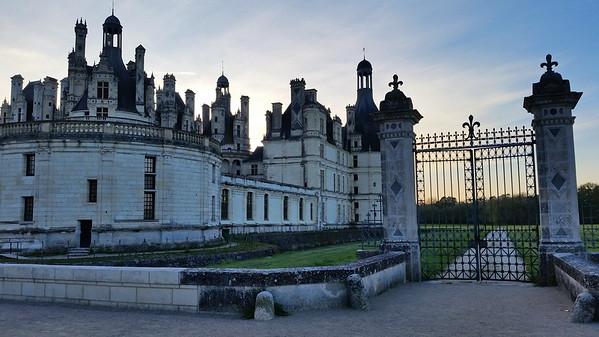 Château de Chambord - Exterieurs Face Est