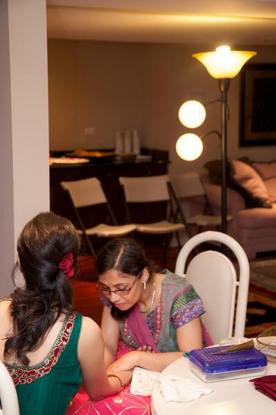 Le Cape Weddings - Indian Wedding - Day One Mehndi - Megan and Karthik  688.jpg