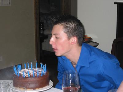 2002 David's 21st Birthday