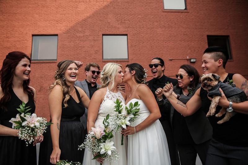 514 Studios Wedding | Mesa and Beka
