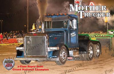 Mother Trucker 2017