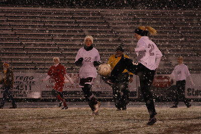 The Snow Bowl, PHS Vs Tioga Dec 4, 2009