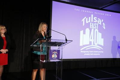 2014 Tulsa Fast 40