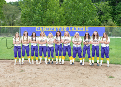 Laker Softball 2017-2018