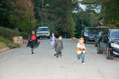 Runnemede Halloween