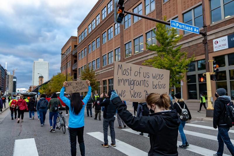 2020 10 14 MIRAC Protest DACA TPS DED Klobuchar Office-18.jpg