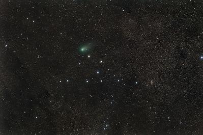 Comet, Asteroids & More