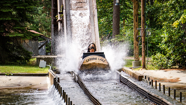 July 23: A Day of Fun at Canobie Lake Park