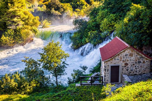 Sibenik & Krka River