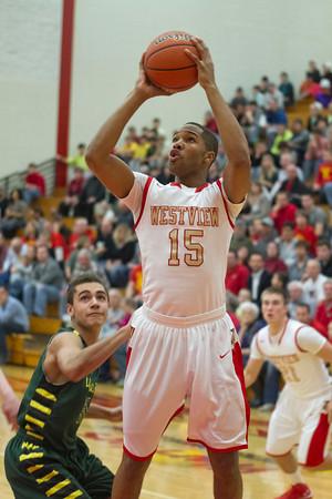 Westview vs Wawasee Boys Basketbal
