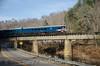 CSX Santa Train<br /> Clinchco, Virginia<br /> November 22, 2014