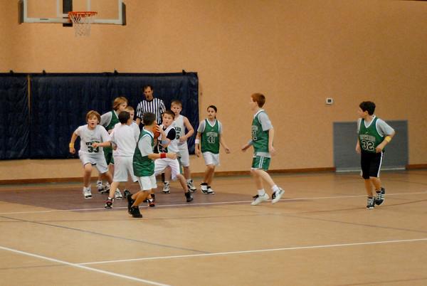 Andy Robb - Upwards Basketball