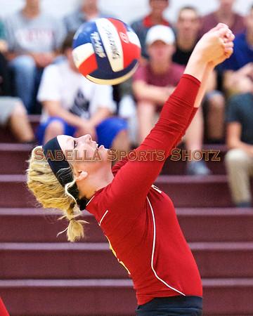 2016 New Brighton High School Girls Volleyball