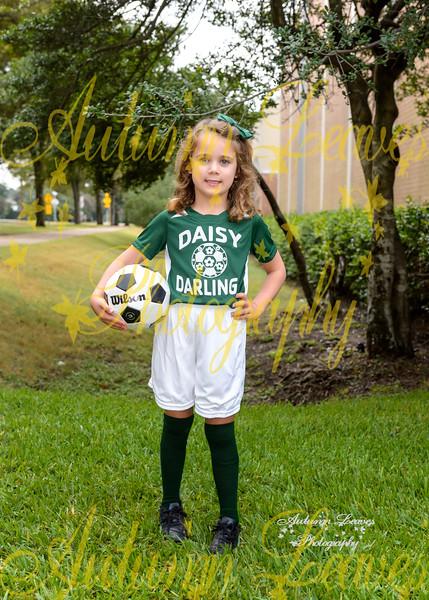 20211002 - #S4 PK Daisy Darlings - Brown