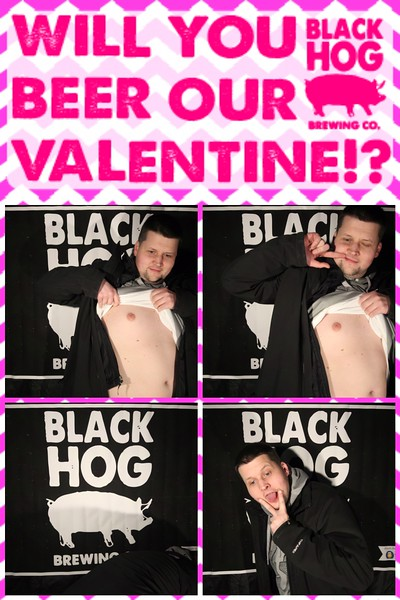 Black Hog Brewing Co Valentines Day Party!