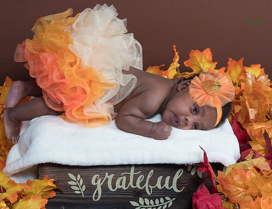 Mikiah Taylor's 2 Month Shoot