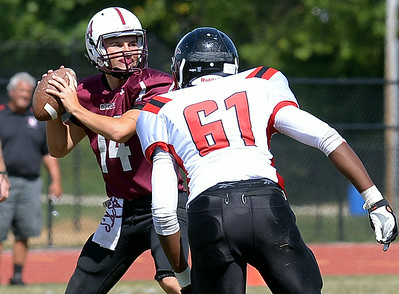 PHOTOS: Abington opens football season against Northeast