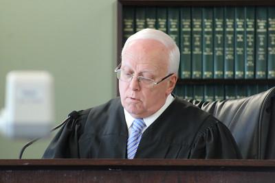 Judge Bruce Henry - November 1, 2019