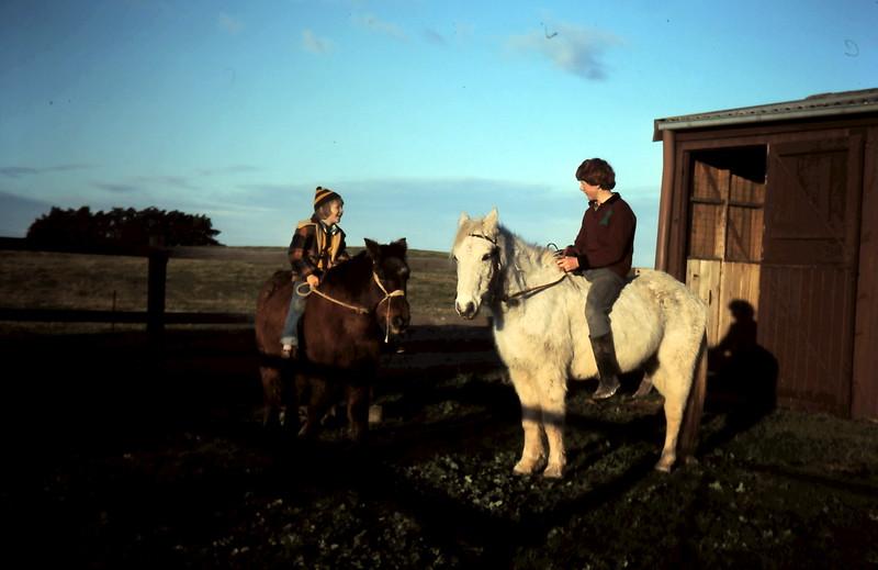 1976-7 (3) David 12yrs with Dean 8 yrs.JPG