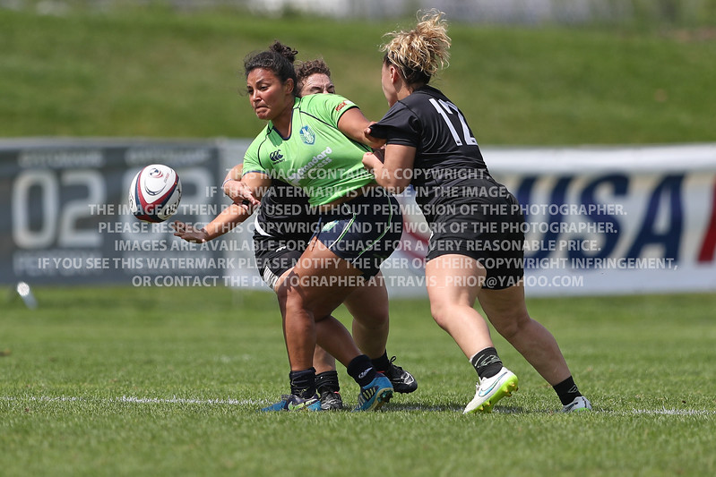 Life West Rugby Women 2017 USA Rugby Club 7's National Championships