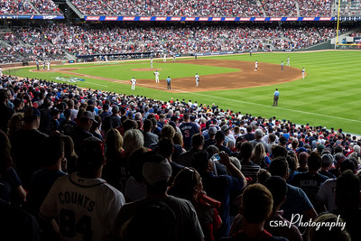 Atlanta Braves vs LA Dodgers 10/8/18