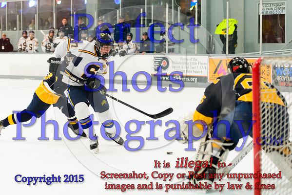 Springfield Vs Wissahickon - Varsity Ice Hockey