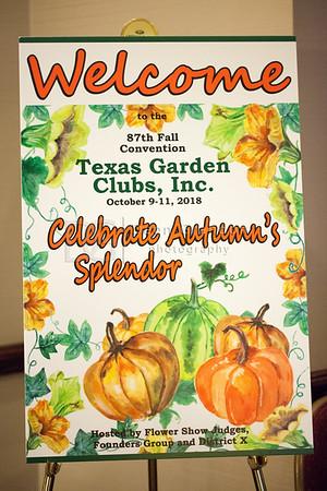 Texas Garden Clubs 2018