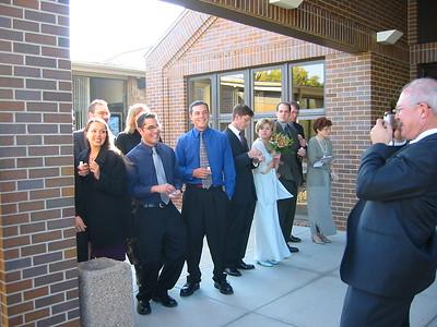 Kristi Johnson Wedding 2002