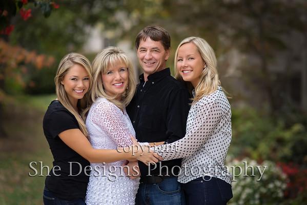 Cornwell family