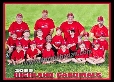 Highland Cardinals