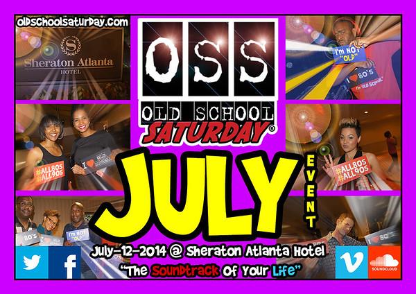 July-12-2014 @ Sheraton ATL Downtown ::: ATL, GA, USA