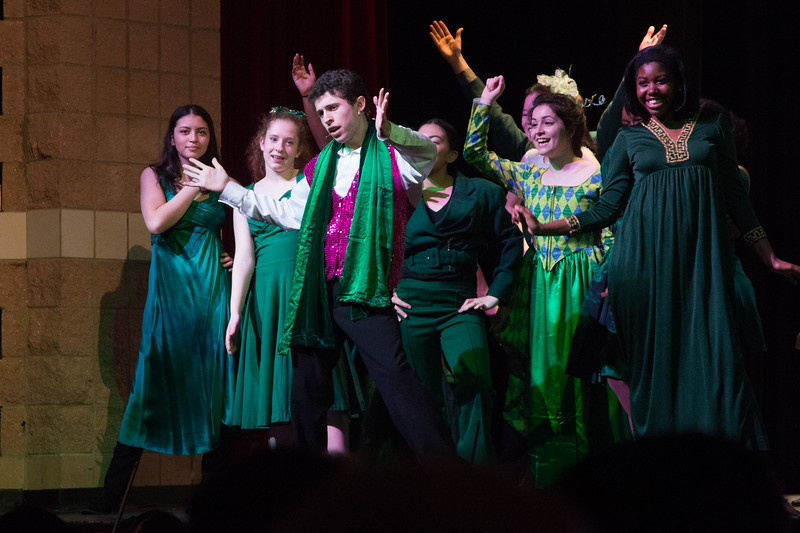 """Y'all Got It!"" -- ""The Wiz"", Montgomery Blair High School spring musical, March 26, 2017"
