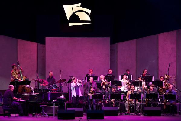 Big Band Jazz at the Hollywood Bowl