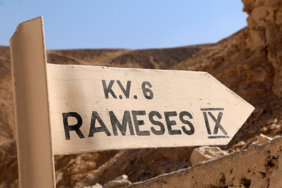 Valley of the Kings - KV6
