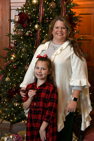 2019-Alumnae Cookies and Cocoa with Santa