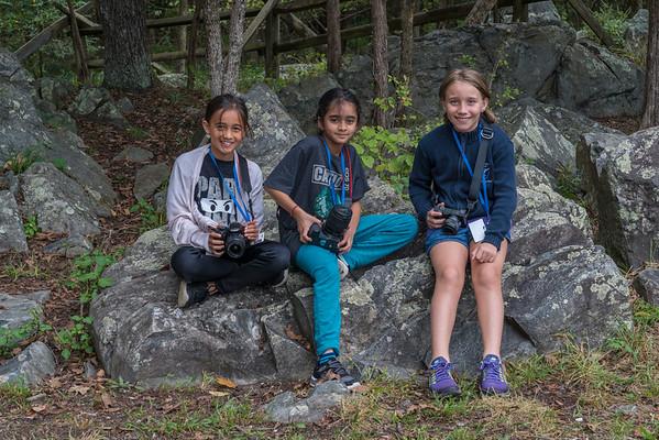 Photography Class - Great Falls Park 9-13-19