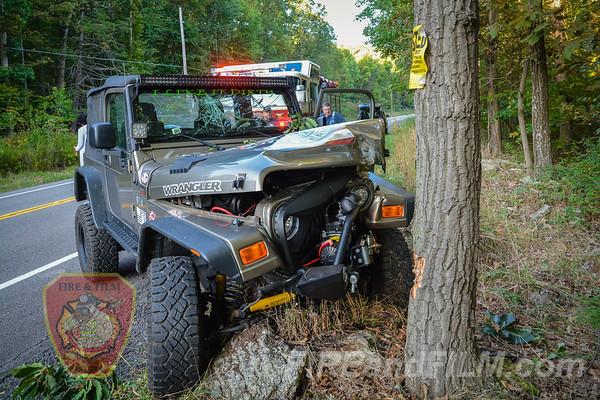 Schuylkill County - E. Union Twp. - MVA - 09/19/2019