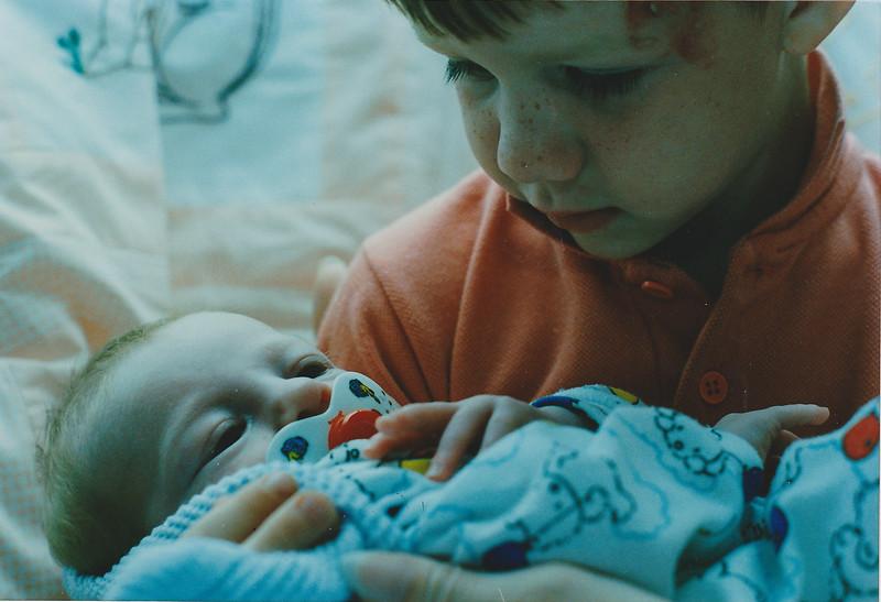 Matt and Drew