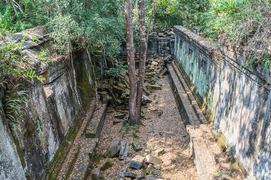 Beng Mealea Outer Walls