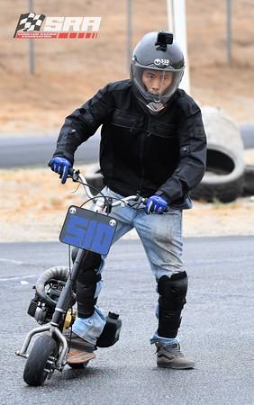 Go Ped Racer # 510