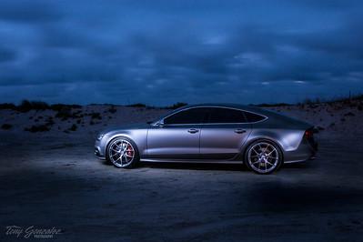 HRE Shoot Audi