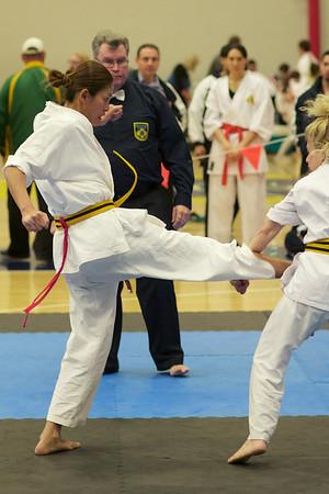 2015 Australian Open Full Contact Karate Tournament