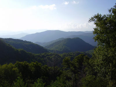 Great Smoky Mountains, August 2010