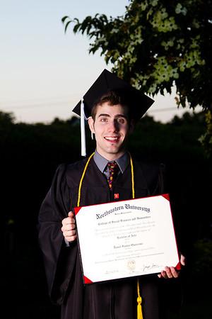 Daniel's Graduation Party