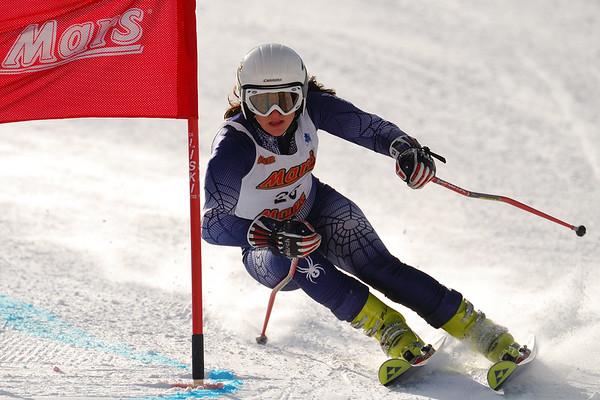 2008 BC Cup - GS/SL Alpine Ski @ Red